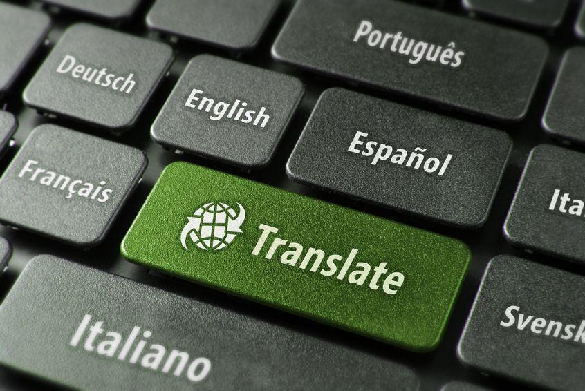 Multilingual Keyboard Concept