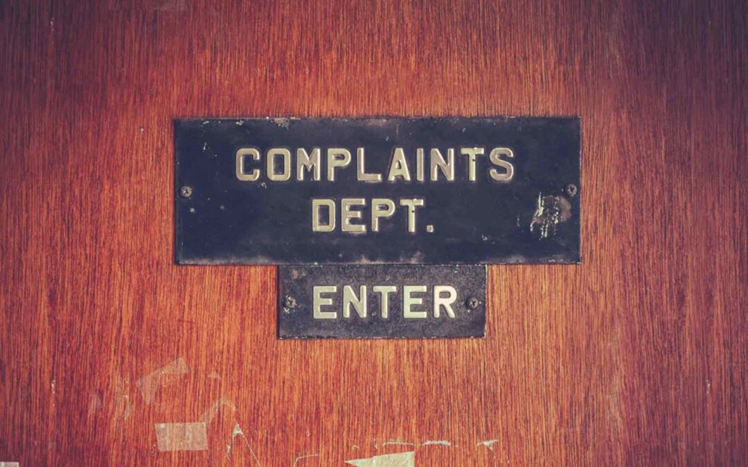 How to Handle Complaints and Conflict in the Workplace